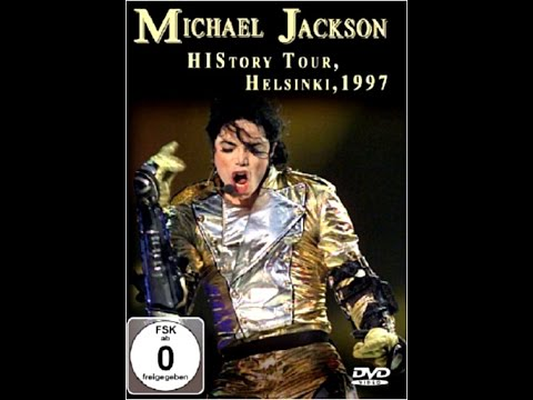Michael Jackson HIStory Tour   Live in Helsinki, Finland 1997 60 FPS