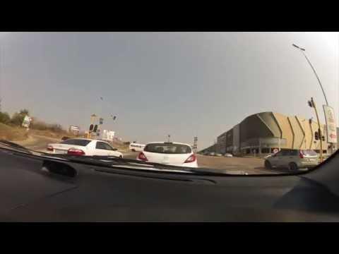 Road Trip Johannesburg–Cape Town [Time-Lapse]