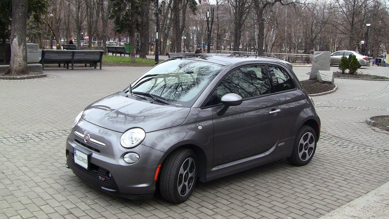 Fiat 500e Vs Nissan Leaf 0 60 Ml 100 Km