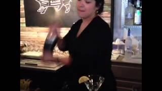 City Pork Bar Chef Warming Up For Art-tini Baton Rouge