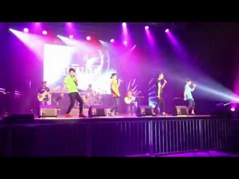 """Tidak Pernah Berjumpa"" - FORTEEN ( KITA 20FORTEEN CONCERT - Concert Highlights )"