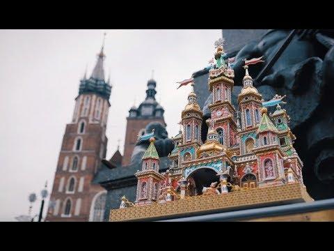 Krakowska szopka bożonarodzeniowa. Zazdrości nam jej cały świat!