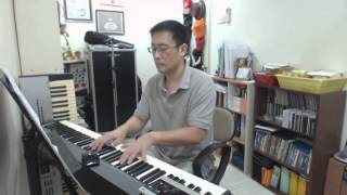 TVB Ultimate Addiction  點金勝手 Sub-Theme Song - Tight Game 棋逢敵手- Piano Cover and sheet by Hou Yean Cha