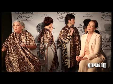 Tyne Daly & Harriet Harris Sing