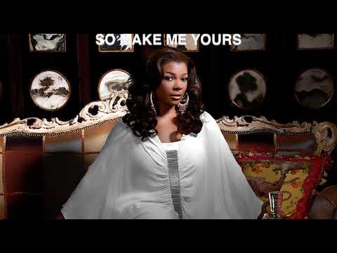 """Syleena Johnson """"Make Me Yours"""" Lyric Video"""