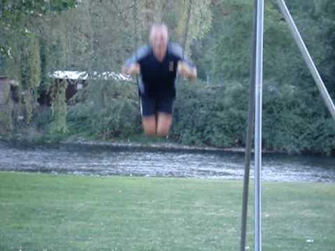 Stefaan, the Belgian swinger