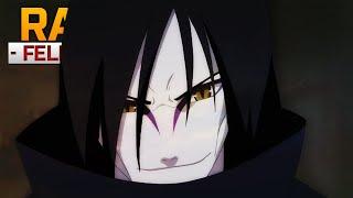 TRAP - VIVEREI POR TODA ETERNIDADE - Orochimaru (Naruto) | FELÍCIA ROCK [Prod. Sidney Scaccio]
