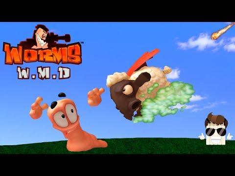 Worms W.M.D - Pecora a Tutto Gas!