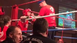 Paul Duignan white collar boxing Galway 2015