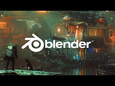 Blender 2.83 LTS - Features Showcase