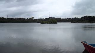 Manipal Lake is Full to the Brim 2 Sep