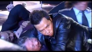 Donnie Yen & Sammo Hung   Killzone SPL  making of