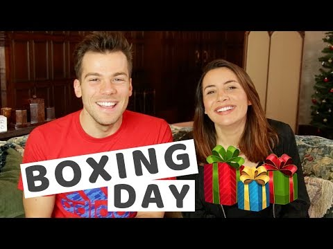 What is Boxing Day in the UK? 🇬🇧🎁🎄