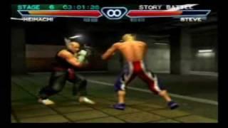 Tekken 4: Heihachi Mishima Story 1/2 thumbnail