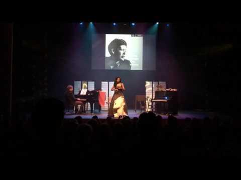 Sherry Dyanne & Michiel Borstlap - Lady Sings the Blues