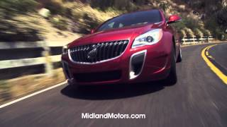 Midland Buick GMC Cadillac-Say Thanks Buick English