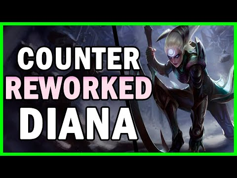 REWORKED DIANA'S HARDEST COUNTER TOP OR MID