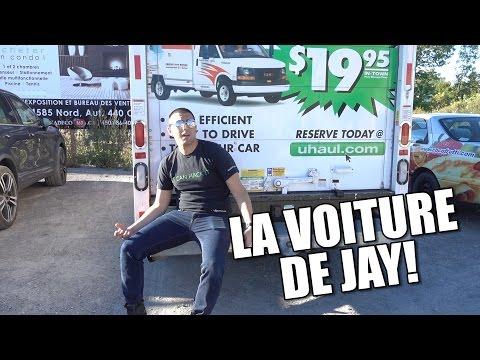 LA VOITURE DE JAY!! | 15 septembre 2016