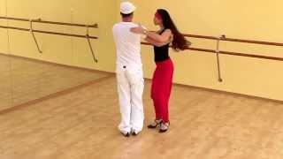 "Сальса видео — Урок сальса №4 (""Paseala"")"