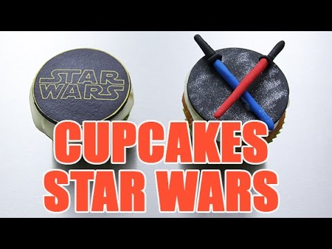 fan de star wars cr ez un g teau star wars le r veil de la force youtube. Black Bedroom Furniture Sets. Home Design Ideas