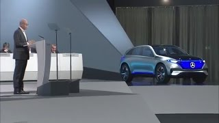 Daimler Hauptversammlung | Daimler Annual General Meeting (Deutsch / German)