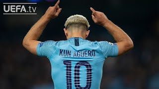 All 36 SERGIO AGÜERO #UCL GOALS for MAN. CITY!