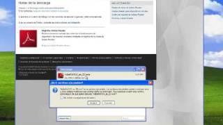 Como instalar Adobe Acrobat Reader en Español