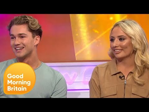 Strictly's AJ Pritchard And Saffron Barker Answer Romance Rumours | Good Morning Britain