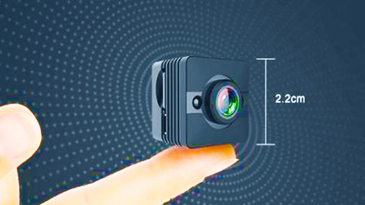 SQ12 ТОП мини камера для ШПИОНСКОЙ съемки