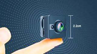 Подсмотреть за девушкой. ТОП мини камера SQ12 для скрытой ШПИОНСКОЙ съемки