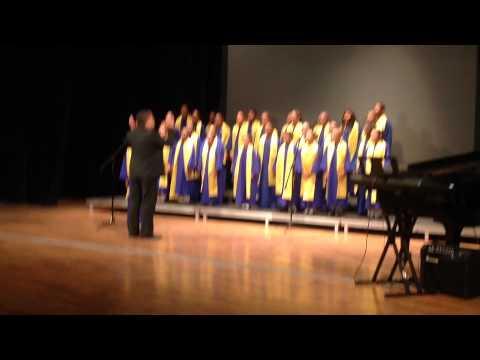 Participación Coro Escuela Padre Silvio Gonzales, San Cristóbal