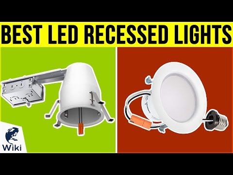 10 Best LED Recessed Lights 2019
