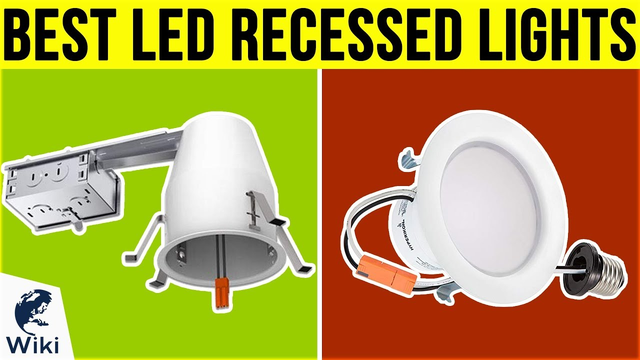 10 Best Led Recessed Lights 2019 Youtube