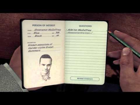"""LA Noire Walkthrough - Homicide Case #5 - """"The Studio Secretary Murder"""" Part 3"""