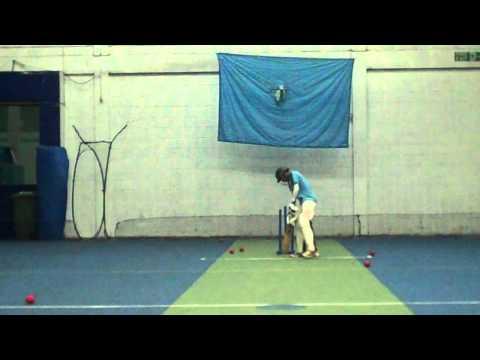 Shahed Ali - Batting v Short Ball - Video 1 - 21.10.10.MP4