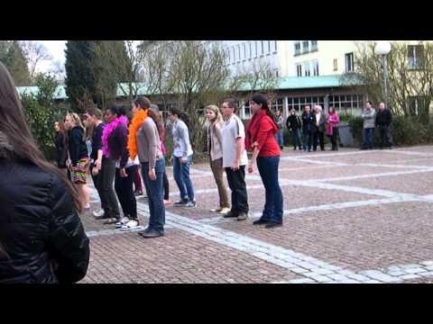 Flash Mob (Mama-Mia) 2 (Walbourg)