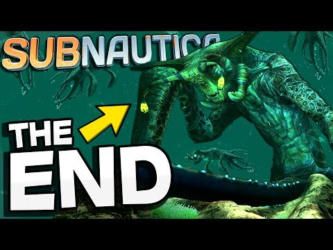 Subnautica - THE EMPEROR IS FREE - Sea Emperor's Emotional Goodbye - Subnautica Gameplay Updates