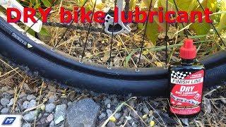 How to lubricate the chain bike / Jak a čím namazat řetěz kola