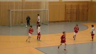 FC  Energie Cottbus II - SG Groß Gaglow 4:2 (D-Junioren-Hallenkreismeisterschaft)