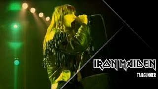 Watch Iron Maiden Tailgunner video