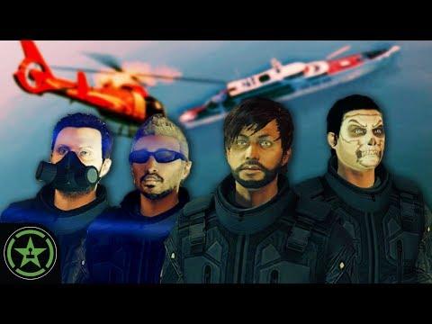 Let's Play: GTA V - Series A: Setup - Criminal Masterminds (Part 7)