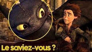 DRAGONS - 12 Trucs à Savoir !