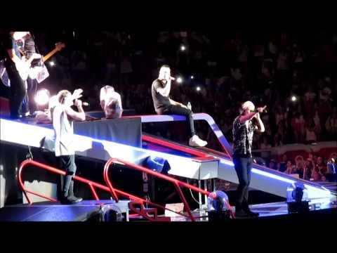 VIVA LA VIDA  One Direction Turin 06072014