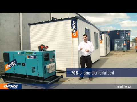 ONSITE GENERATOR TRAINING VIDEO -SURGE MEDIA PRODUCTION