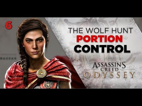 Assassins Creed Odyssey Gameplay | THE WOLF HUNT - Portion Control [6] 1