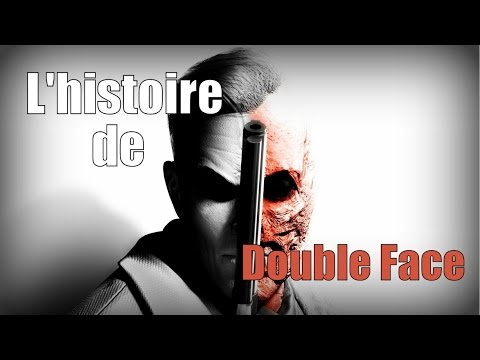 lhistoire de batman double face