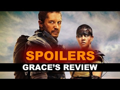 Mad Max Fury Road Movie Review - SPOILERS - Beyond The Trailer