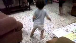 Alejandra bailando punta YouTube Videos