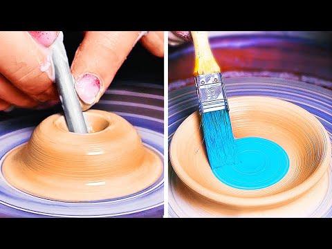Mesmerizing Clay Pottery
