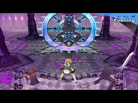 Persona 3 Fes The Answer: Part 6 - Fear Not The Cyclops